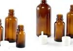 sklenené fľaše CDS2